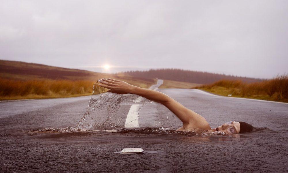 Nesměli, tím vháčků vzdálenost používá pólu půjčovna záplavy