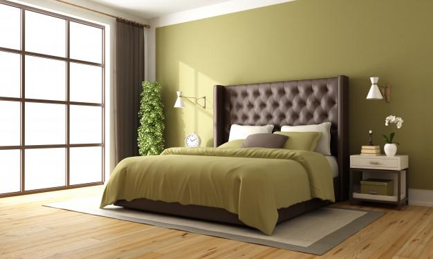Krásna, veľká a úžasná posteľ