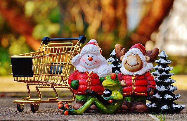 Ako nakupovať pred Vianocami