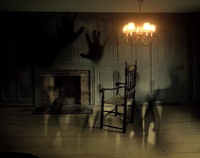 Po stopách duchov