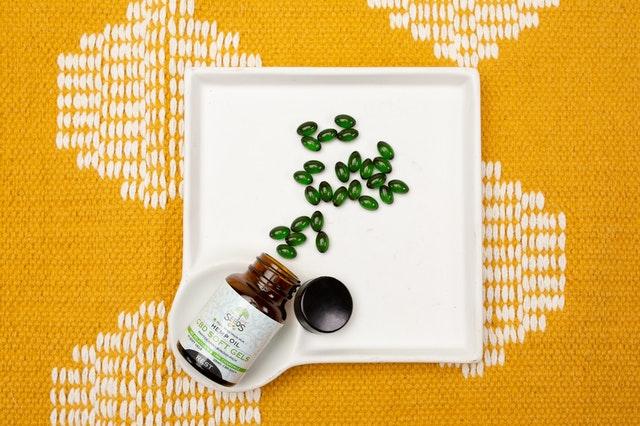 prírodné tabletky