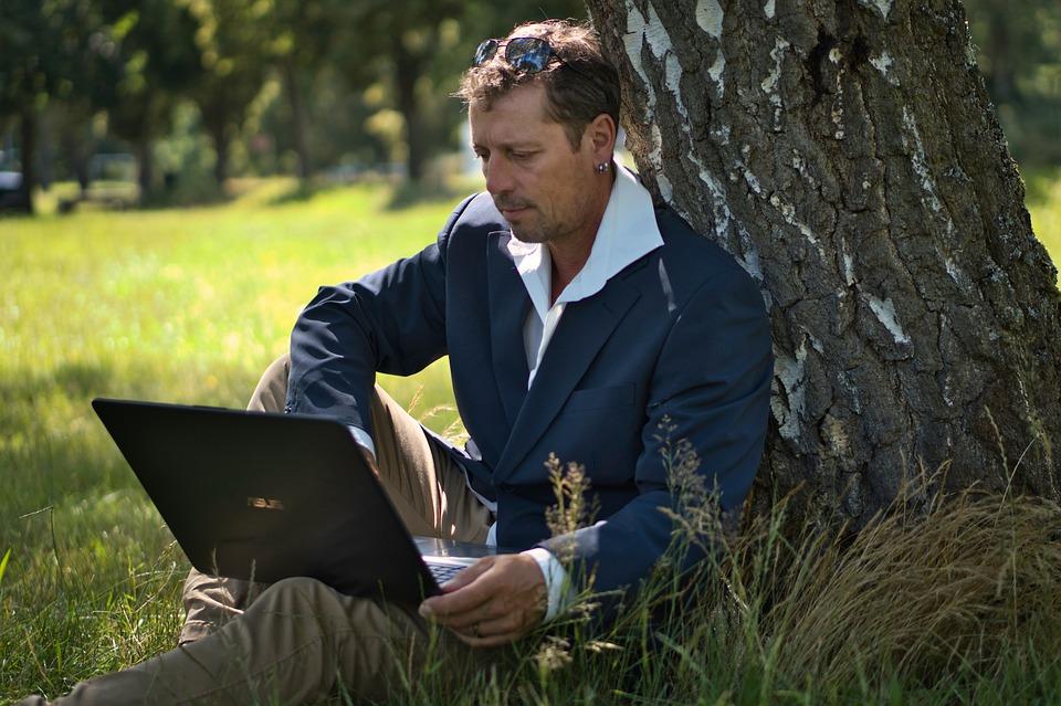 podnikateľ v prírode